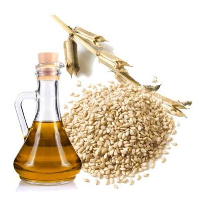Нерафинированное масло кунжута