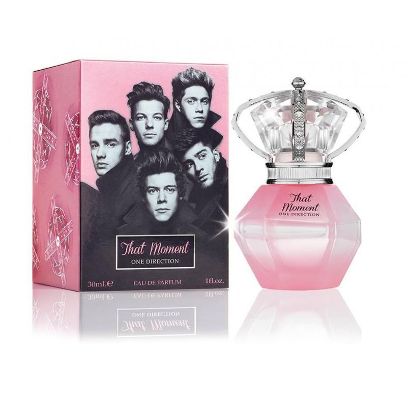 That Moment Women, One Direction парфюмерная композиция