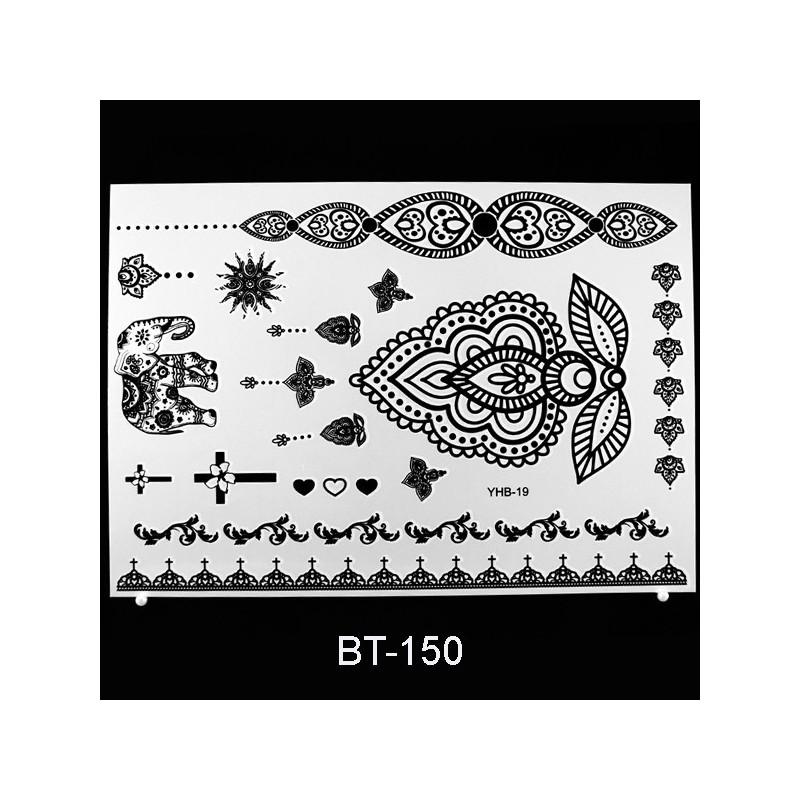 Black Tattoo BT150