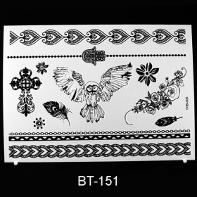 Black Tattoo BT151