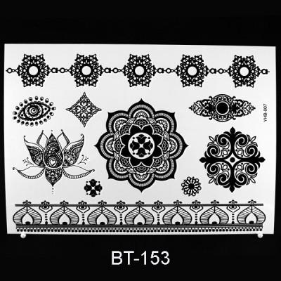 Black Tattoo BT153