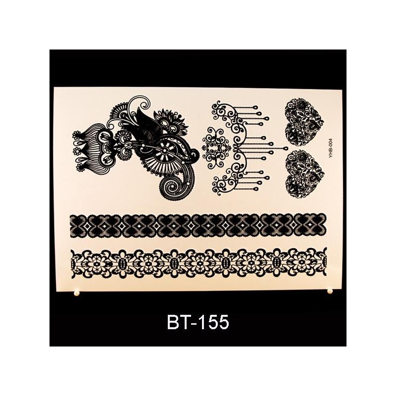 Black Tattoo BT155