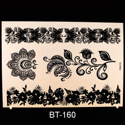 Black Tattoo BT160