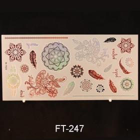 Flash Tattoo 210x102 FT247