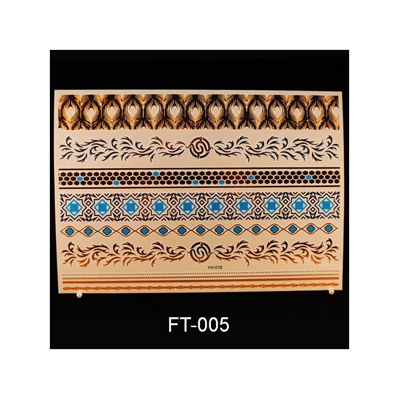 Flash Tattoo 210x148 FT005