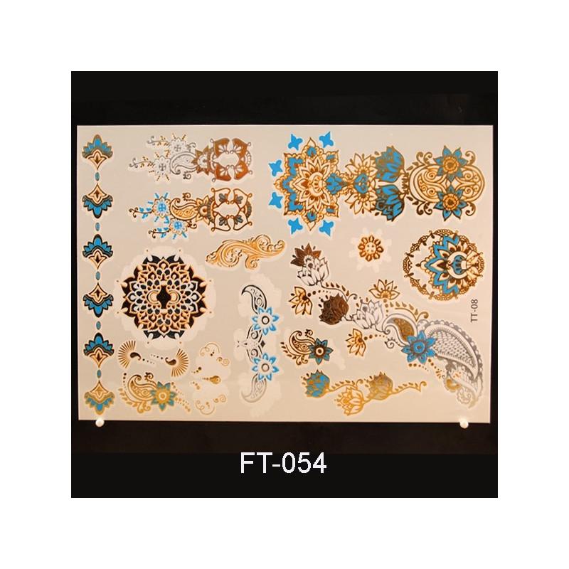 Flash Tattoo 210x148 FT054