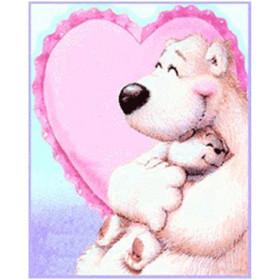 Картинка Полярна любов 3,8х3,0 см