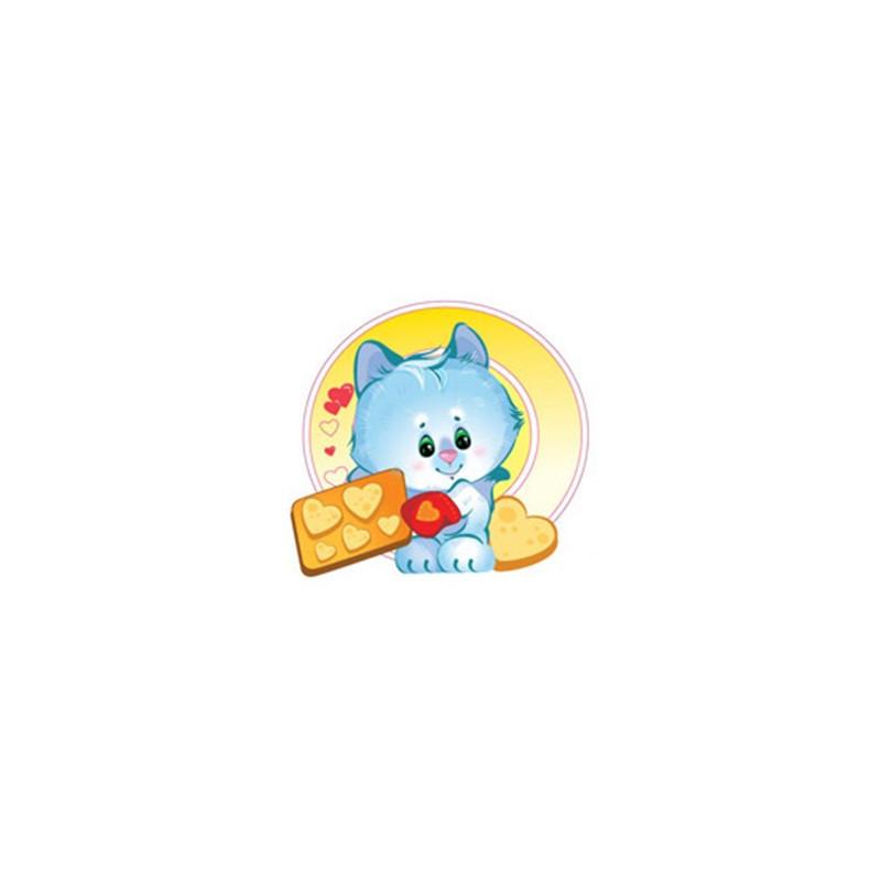 Картинка Цукерки для коханої 3,5х3,5 см