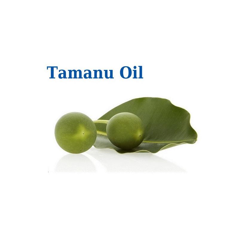 Нерафинированное масло таману