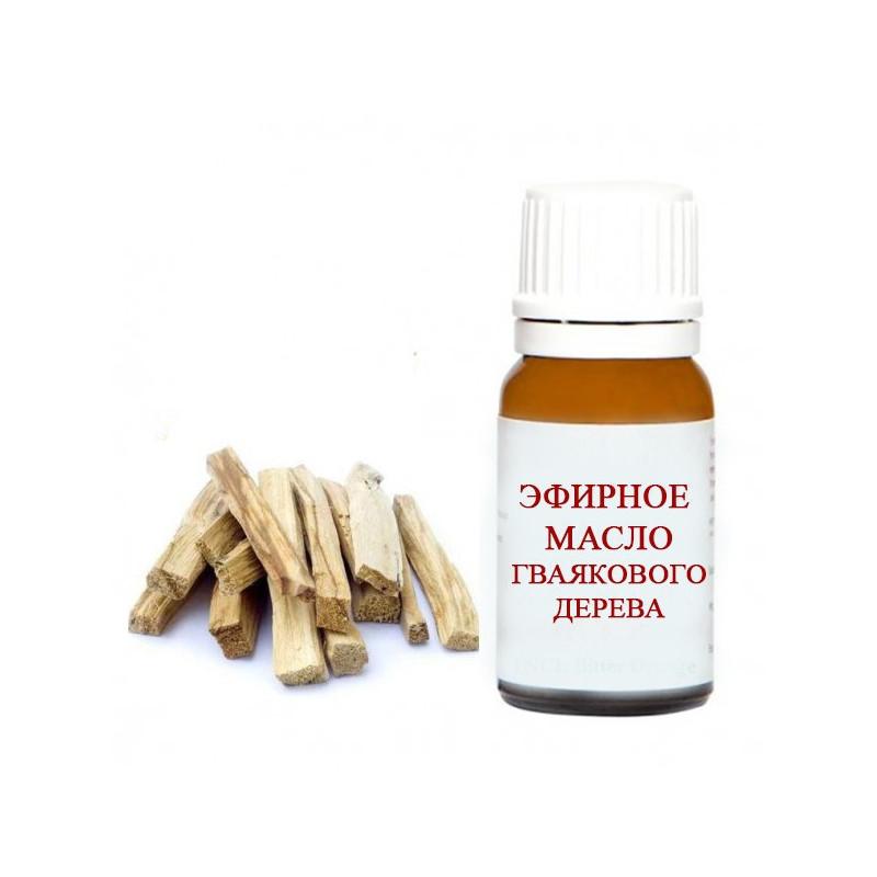 Ефiрна олія гваякового дерева