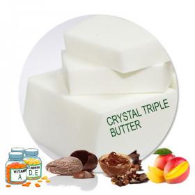 Мыльная основа «Crystal Triple Butter»