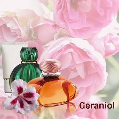 Гераніол