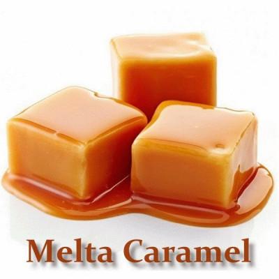 Мыльная основа Мельта Карамельная