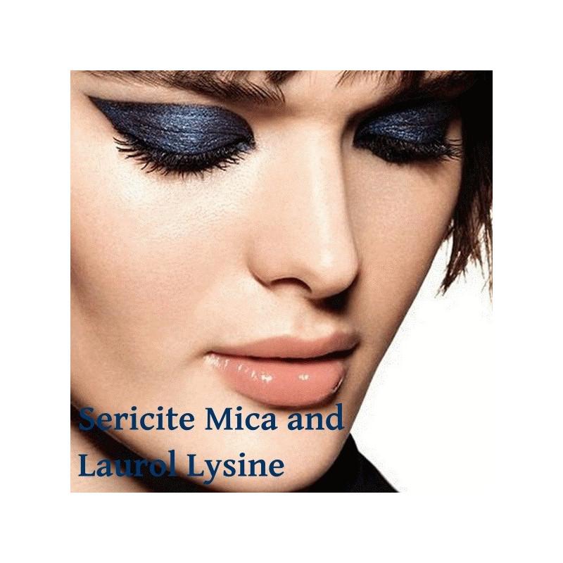 Мика серицит с лаурол-лизином