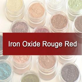 Пігмент сухий червоний (оксид заліза)