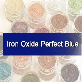 Пигмент сухой синий (оксид железа ультрамарин)