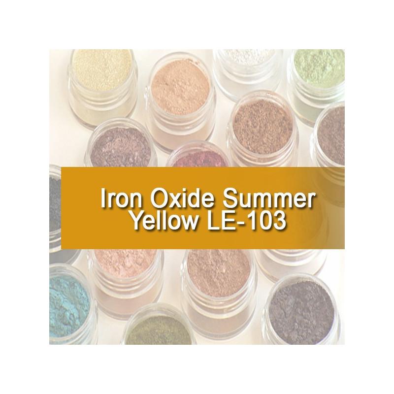 Пигмент сухой желтый (оксид железа)