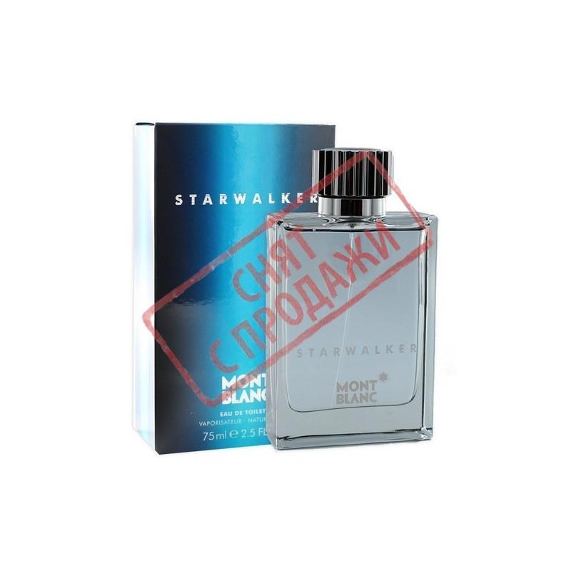 Starwalker, Mont Blanc парфюмерная композиция