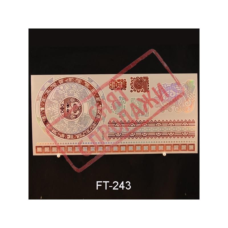 ЗНЯТО З ПРОДАЖУ  Flash Tattoo 210x102 FT243