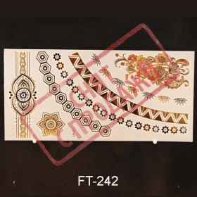 ЗНЯТО З ПРОДАЖУ Flash Tattoo 210x102 FT242