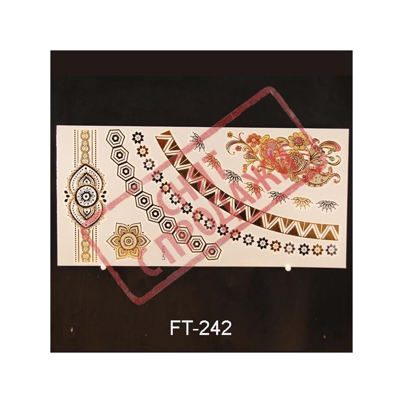 СНЯТ С ПРОДАЖИ Flash Tattoo 210x102 FT242