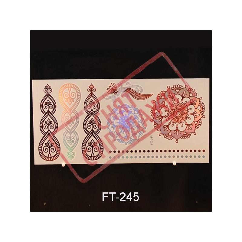 СНЯТ С ПРОДАЖИ Flash Tattoo 210x102 FT245