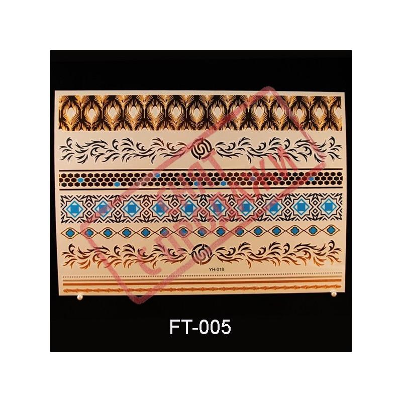 СНЯТ С ПРОДАЖИ Flash Tattoo 210x148 FT005
