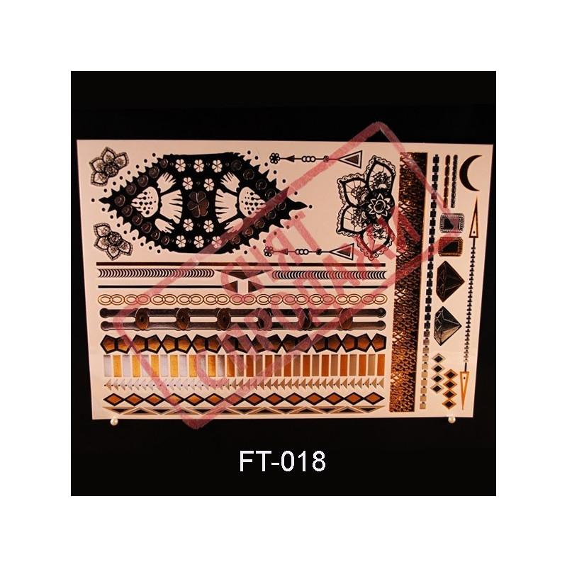 ЗНЯТО З ПРОДАЖУ Flash Tattoo 210x148 FT018