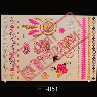 СНЯТ С ПРОДАЖИ Flash Tattoo 210x148 FT051