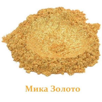 Міка пігментована Золото