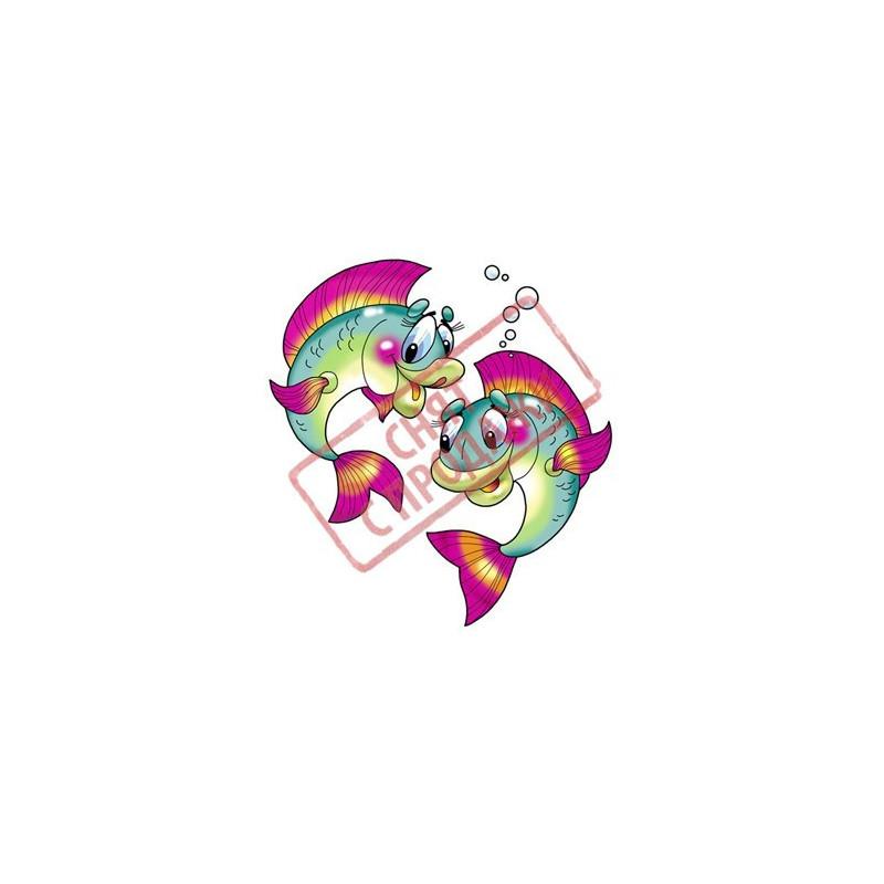 ЗНЯТО З ПРОДАЖУ Картинка Глибинна любов 3,7х4,2 см