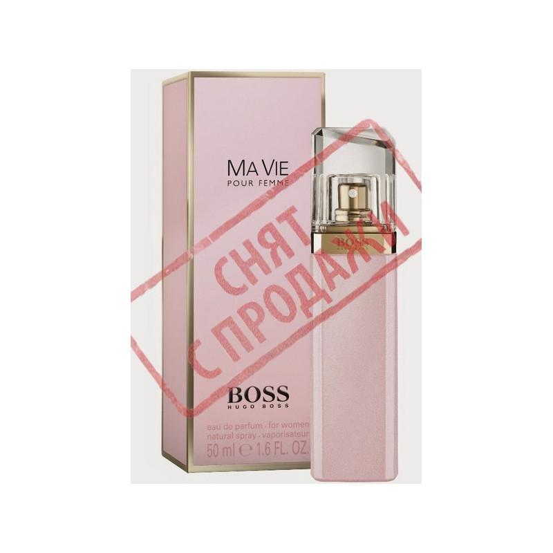 Ma Vie Pour Femme, Hugo Boss парфумерна композиція