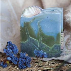 Мыло натуральное Грязь мертвого моря и водоросли