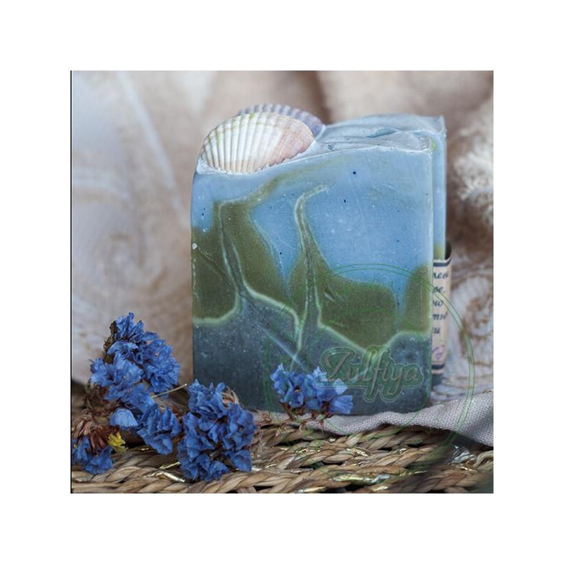 Натуральное мыло Грязь мертвого моря и водоросли