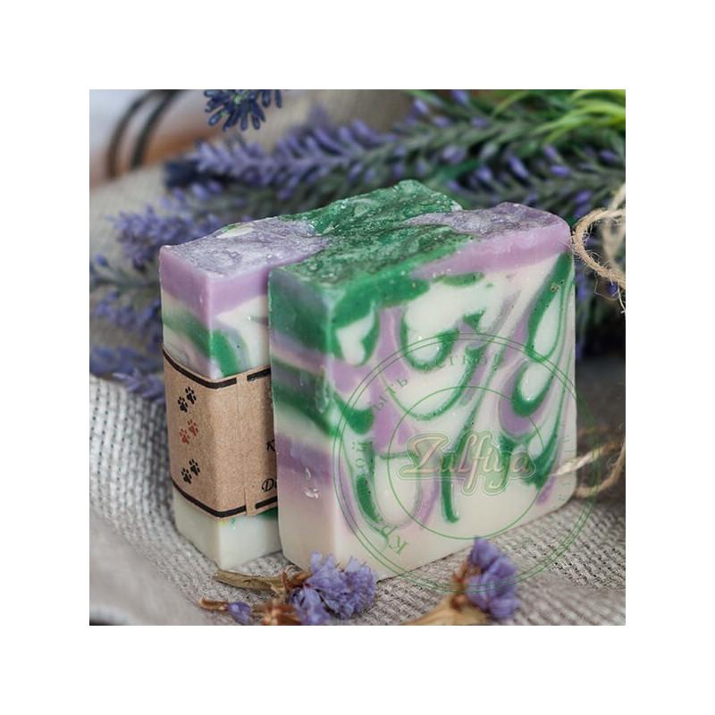 Натуральное мыло Лавандовые поля Прованса