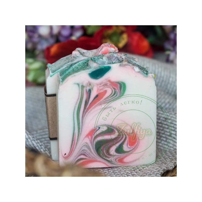Натуральное мыло Цветочный СПА