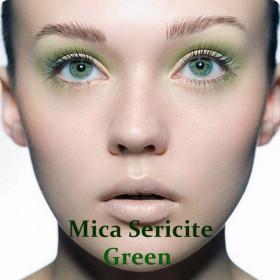 Міка пігментована Зелений Кіпр
