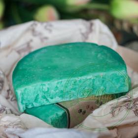 Натуральное мыло Зеленое яблоко