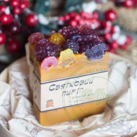 Натуральне мило Святковий пиріг