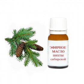 Ефірна олія ялиці сибірської