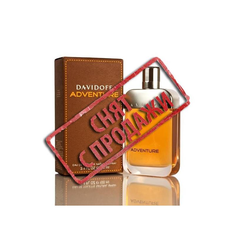 Adventure Men, Davidoff парфюмерная композиция