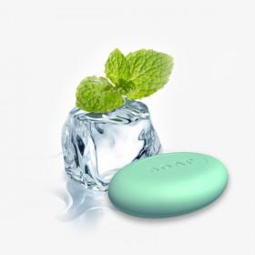 Натуральное мыло Ментол и мята