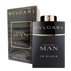 Man in black, Bvlgari парфюмерная композиция