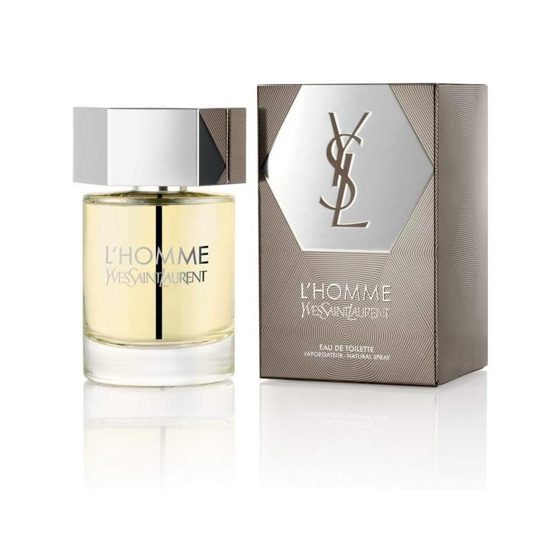 L'Homme, Y.S.L. парфюмерная композиция