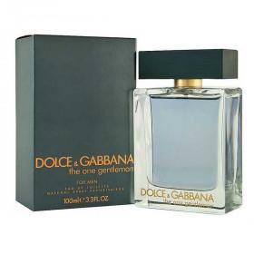 The One Gentleman, Dolce and Gabbana парфюмерная композиция