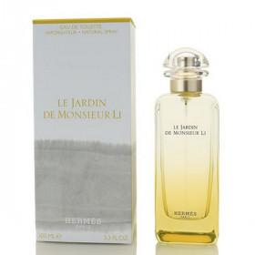 Le Jardin de Monsieur Li, Hermes парфюмерная композиция