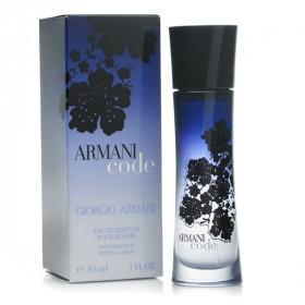 Armani Code Pour Femme, Giorgio Armani парфумерна композиція