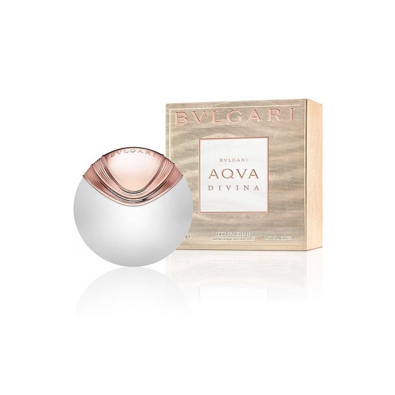 Aqva Divina, Bvlgari парфюмерная композиция