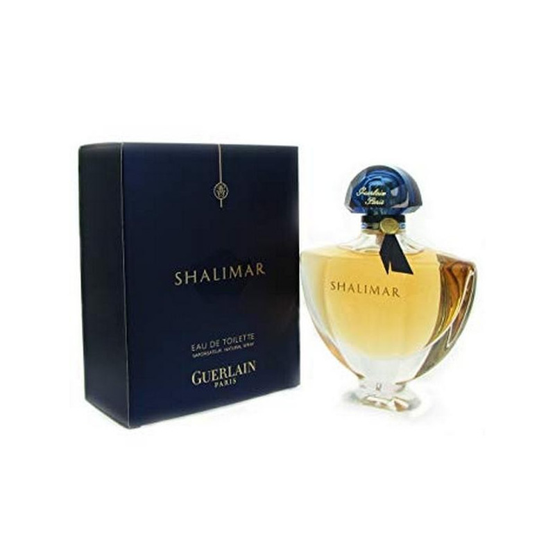 Shalimar Ode à la Vanille, Guerlain парфюмерная композиция