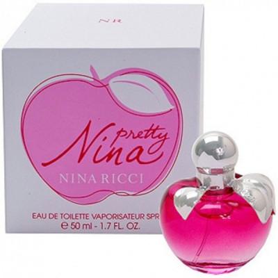 Pretty Nina, Nina Ricci парфюмерная композиция